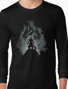 The Dovahkiin Long Sleeve T-Shirt
