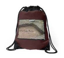 Archaeology Rocks Drawstring Bag