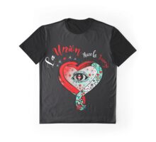 Amor unido Graphic T-Shirt