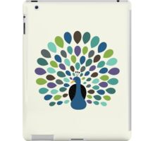 Peacock Time iPad Case/Skin
