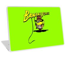 BANANA JONES TECHNICOLOR Laptop Skin