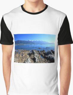 kaikoura - New Zealand Graphic T-Shirt