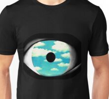 "Optimistic ""false"" mirror Unisex T-Shirt"