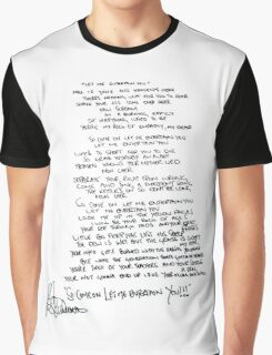 ROBBIE WILLIAMS - LMEY Graphic T-Shirt