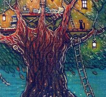 TreeHouse Sticker