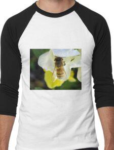 Busy Bee Toowoomba Queensland Australia  Men's Baseball ¾ T-Shirt