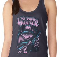 The Duck Hunter Women's Tank Top