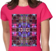 Outer Mechanics Womens Fitted T-Shirt
