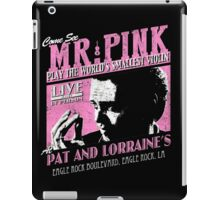 Mr. Pink Reservoir Dogs Movie Quote iPad Case/Skin