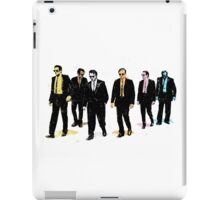 Colourful Reservoir Dogs Movie Quote iPad Case/Skin