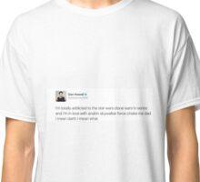 choke me dad Classic T-Shirt