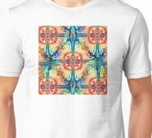 Pattern Art - Color Fusion Design 2 By Sharon Cummings Unisex T-Shirt