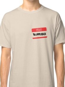 Hello, My Name Is Blurryface Classic T-Shirt