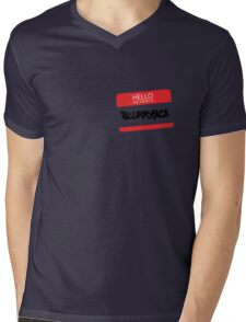 Hello, My Name Is Blurryface Mens V-Neck T-Shirt