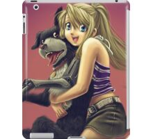 Winry and Den iPad Case/Skin