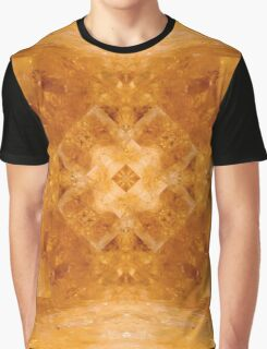 New Gold Dream Graphic T-Shirt