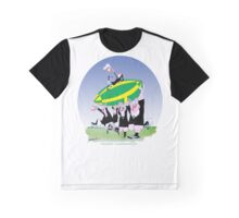 New Zealand Rugby - 3 cheers!, tony fernandes Graphic T-Shirt