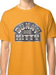 Bunny and Kitty Classic T-Shirt