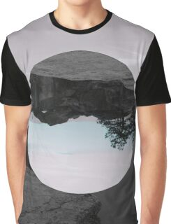 The Canyon Grey Graphic T-Shirt