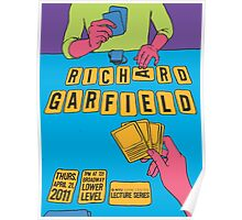Richard Garfield Poster