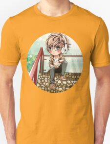 Cute Boy - Boy chibi T-Shirt