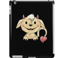 Pocket Fluff iPad Case/Skin