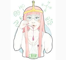 Watercolour Fanart Illustration of Princess Bubblegum from the Cartoon Adventure Time Unisex T-Shirt