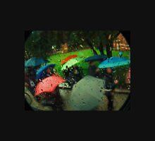 Umbrellas Of Verona Womens Fitted T-Shirt