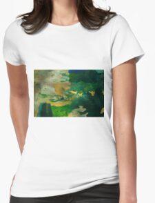 2016_GITCHADK_MALERI_PRINT_1_3 Womens Fitted T-Shirt