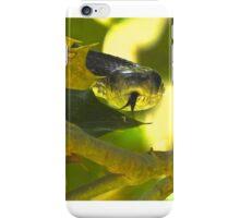 Snake tongue iPhone Case/Skin
