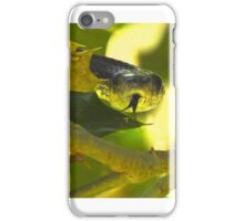 Snake tongue iPhone Case/Skin