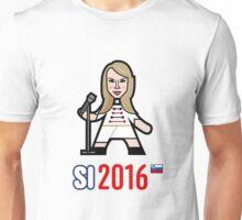 Slovenia 2016 Unisex T-Shirt
