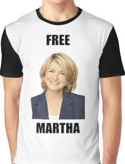 Free Martha Stewart Graphic T-Shirt