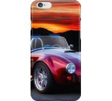 1966 Shelby Cobra Roadster iPhone Case/Skin