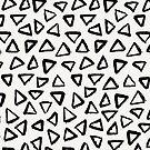 Triangles 1 by Iveta Angelova