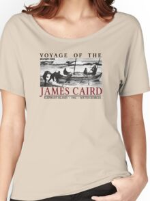 Voyage of the James Caird Women's Relaxed Fit T-Shirt
