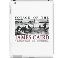 Voyage of the James Caird iPad Case/Skin