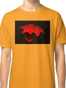 Glass Work - Red Vase Classic T-Shirt