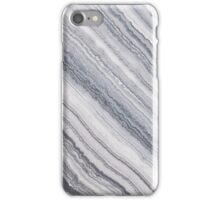 Grey marble iPhone Case/Skin