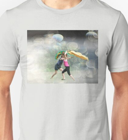 Dancing in the Park Unisex T-Shirt