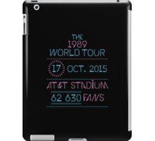 17th October - AT&T Stadium iPad Case/Skin