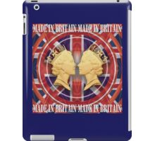 HMQ Made In Britain iPad Case/Skin