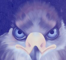 Imperial Eagle Sticker