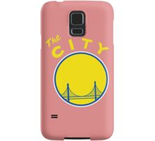 Golden_State_Warriors_Retro Samsung Galaxy Case/Skin