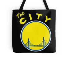 Golden_State_Warriors_Retro Tote Bag