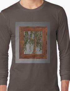 Summer Willow Tree - Dark Long Sleeve T-Shirt