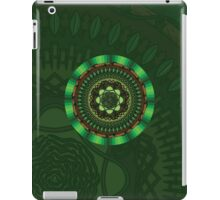 Earth Mandala iPad Case/Skin