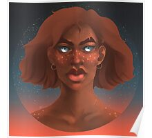 Starry Eyed - Square Poster