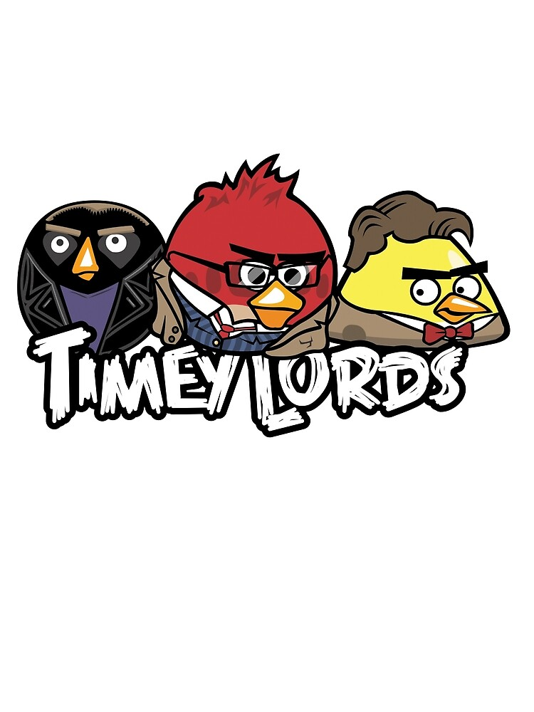 Timey Lords by Justin Butler