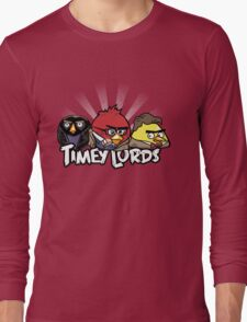 Timey Lords Long Sleeve T-Shirt